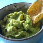 Sweet Corn and Edamame Guacamole Dip