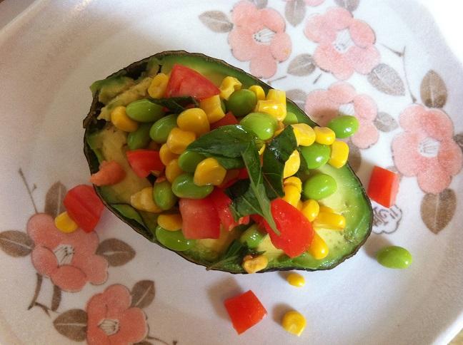 Superfood Avocado Salad