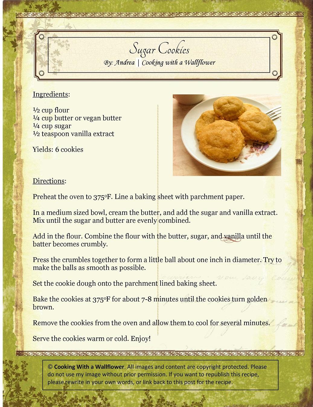 Image Result For Holiday Sugar Co Es Recipe