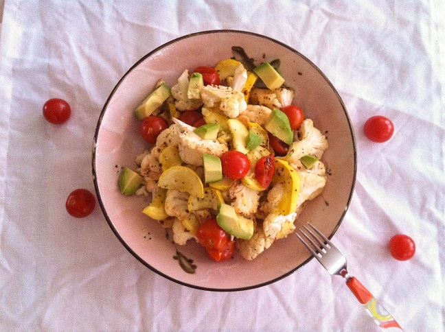 Roasted Vegetable Medley   Cooking with a Wallflower
