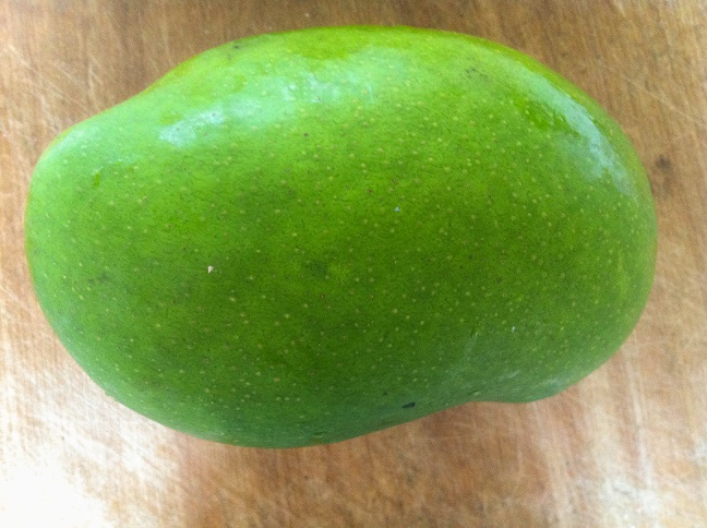 Green Mango | Cooking with a Wallflower