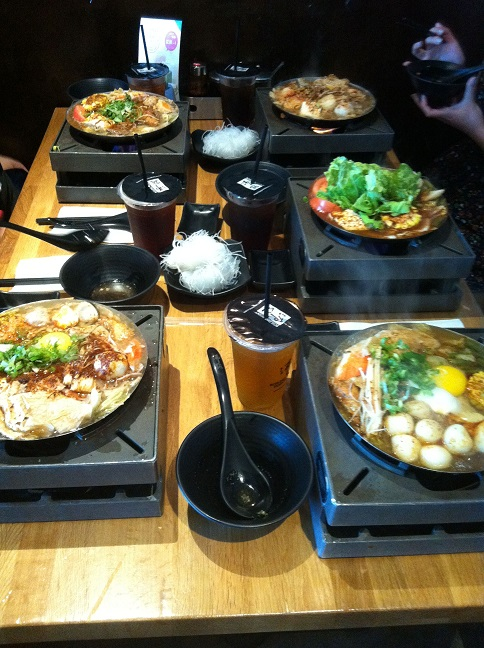 Hot Pot at Boiling Point