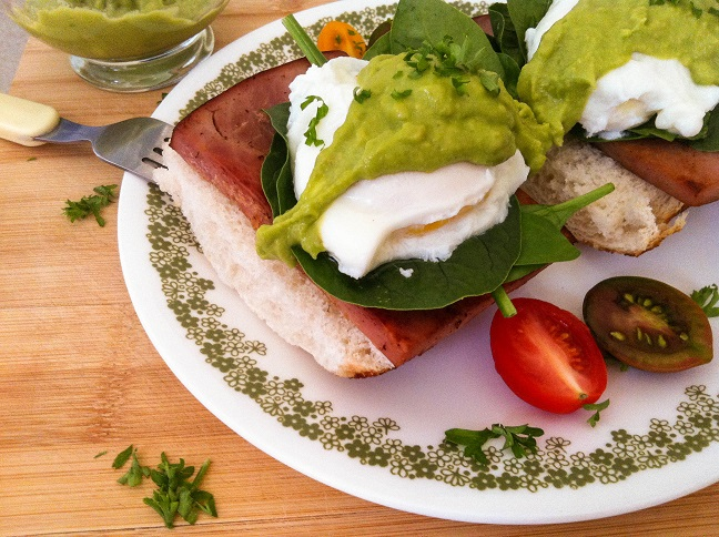 Green Eggs and Ham | Cooking with a Wallflower