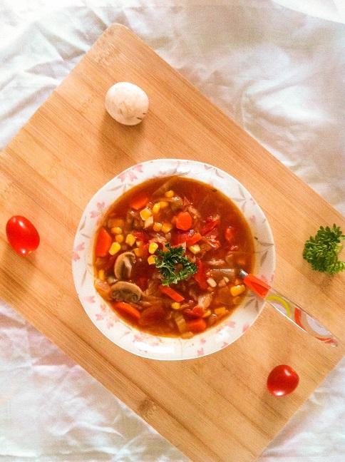 Garden Vegetable Soup