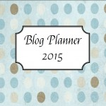 $25 PayPal Cash and 2015 Blog Planner Giveaway