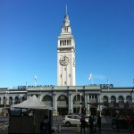 Life of a Wallflower, 21 – San Francisco Ferry Building
