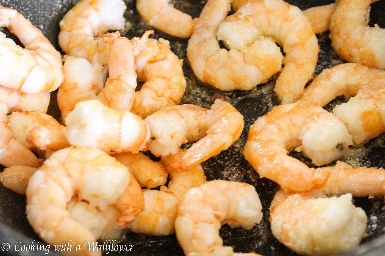 Salt and Pepper Shrimp - Cooking with a Wallflower