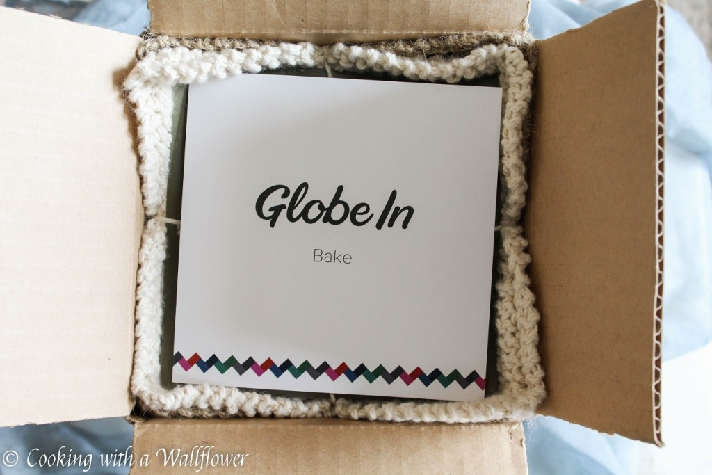 The GlobeIn Artisan Box | Cooking with a Wallflower