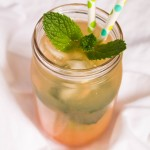 Grapefruit Mint Iced Tea