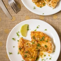 Chicken Piccata | Cooking with a Wallflower