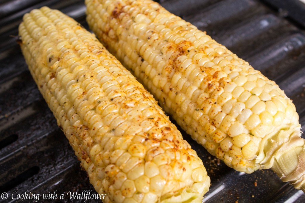 Parmesan Ranch Corn on the Cob | Cooking with a Wallflower