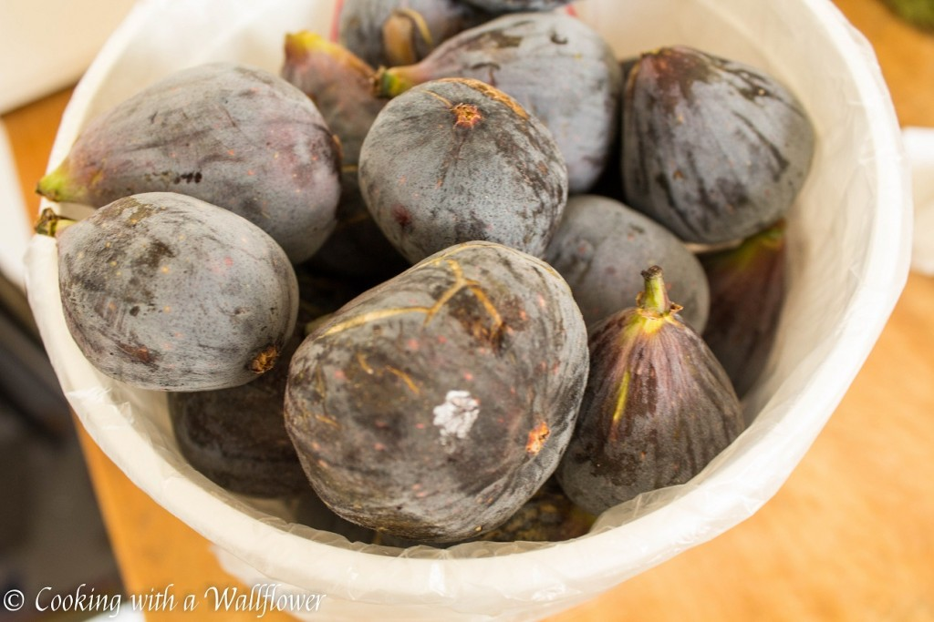 Fresh Fig Jam | Cooking with a Wallflower