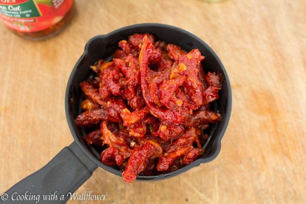 Sun-Dried Tomato Pistou | Cooking with a Wallflower