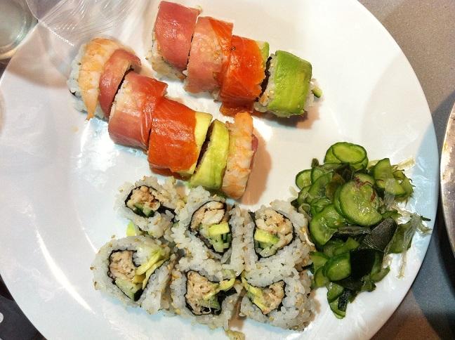 Breakthrough Sushi