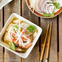 Turkey Pho | Cooking with a Wallflower