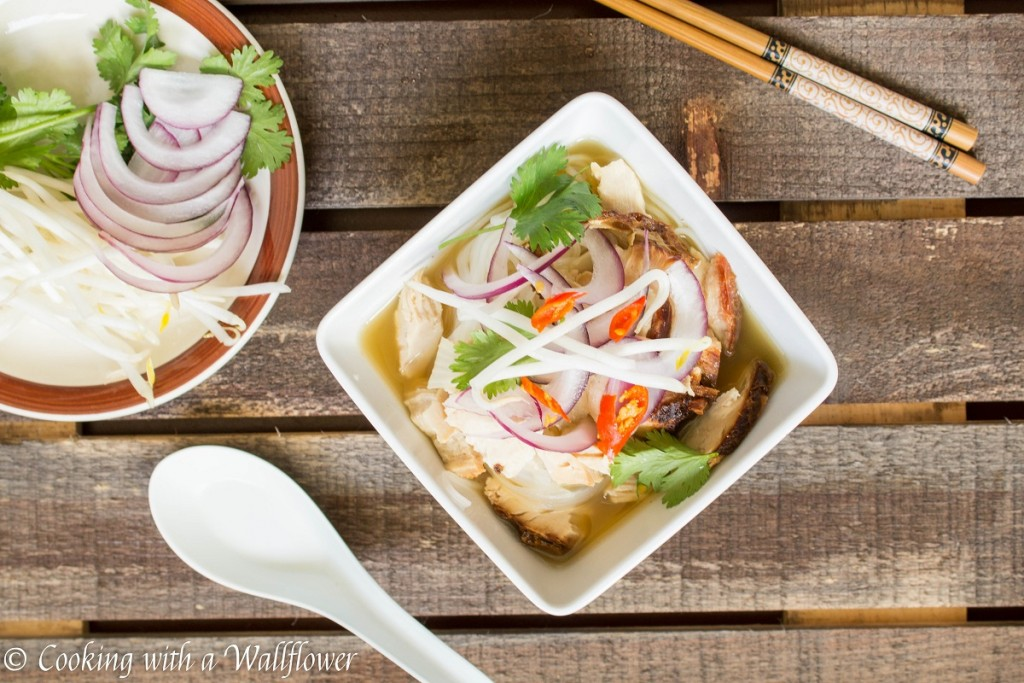Turkey Pho   Cooking with a Wallflower