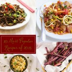 10 Most Popular Recipes of 2015