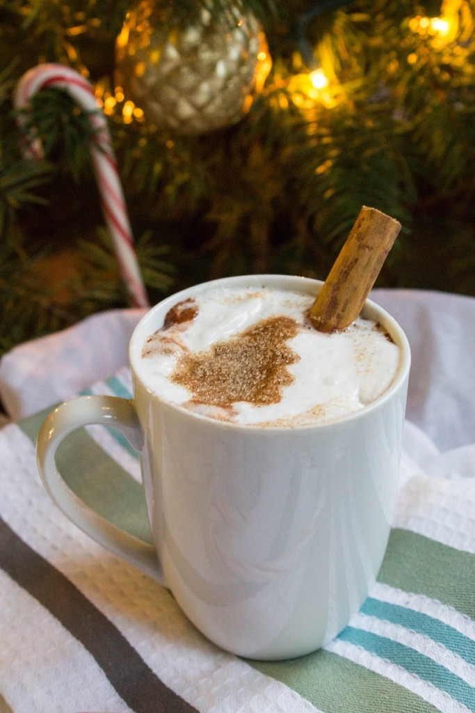 Cinnamon Hot Chocolate | Cooking with a Wallflower