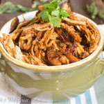 Honey Chipotle Shredded Chicken