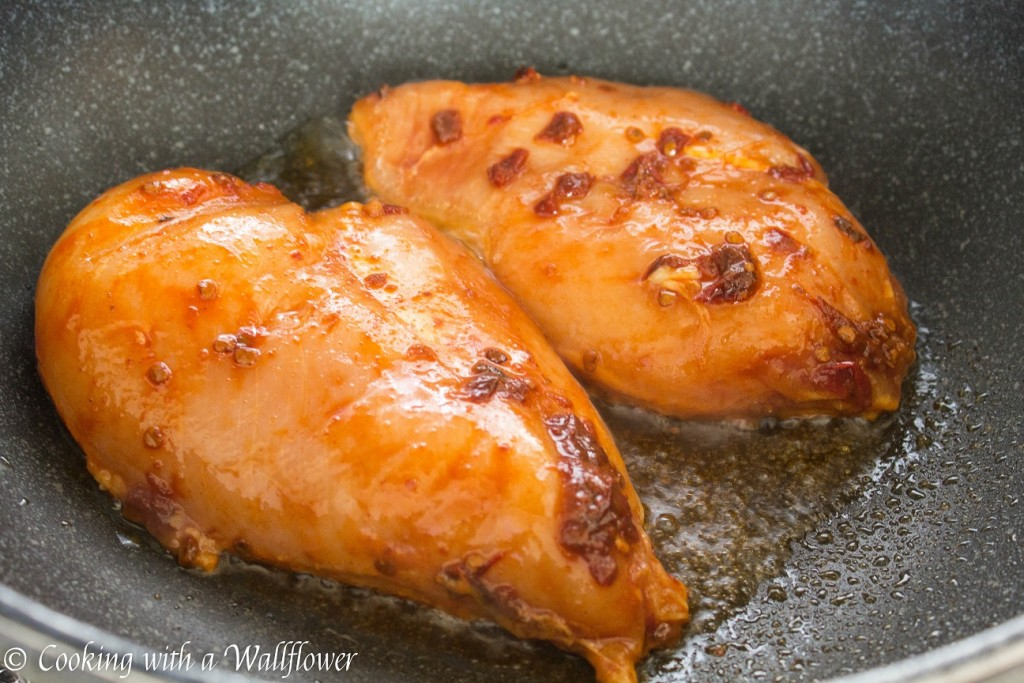 Honey Chipotle Shredded Chicken | Cooking with a Wallflower
