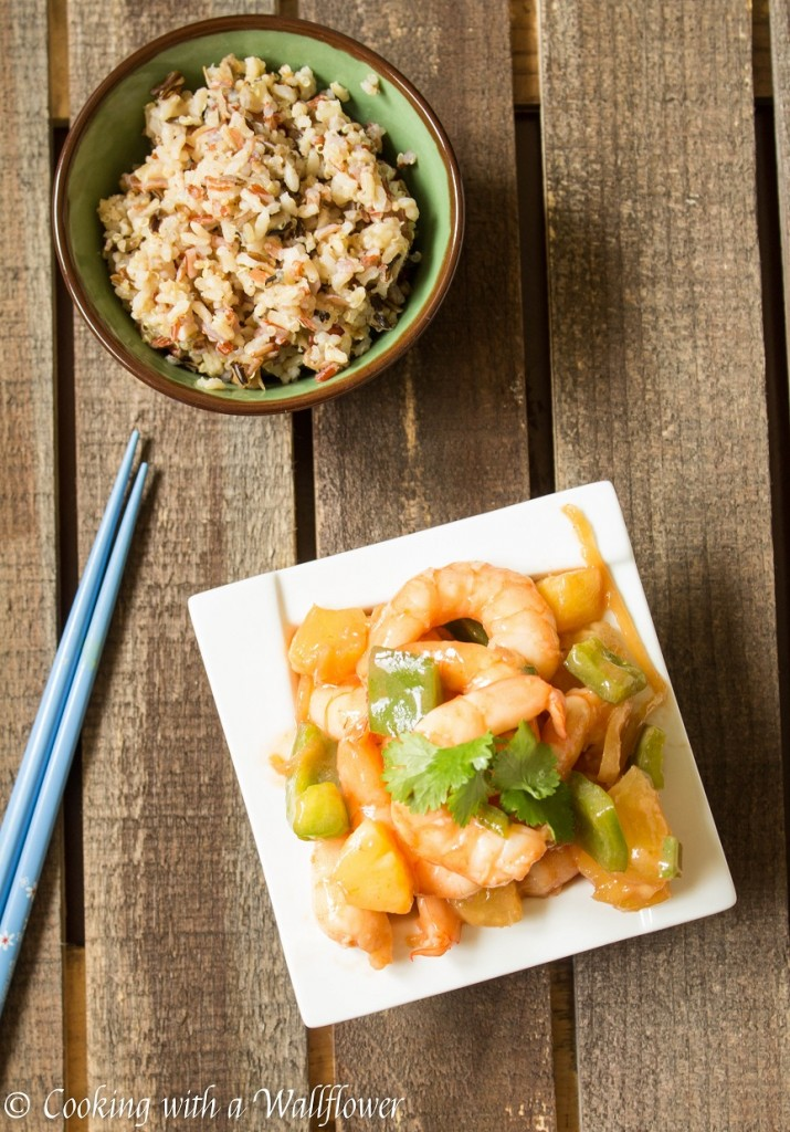 Sweet and Sour Shrimp | Cooking with a Wallflower