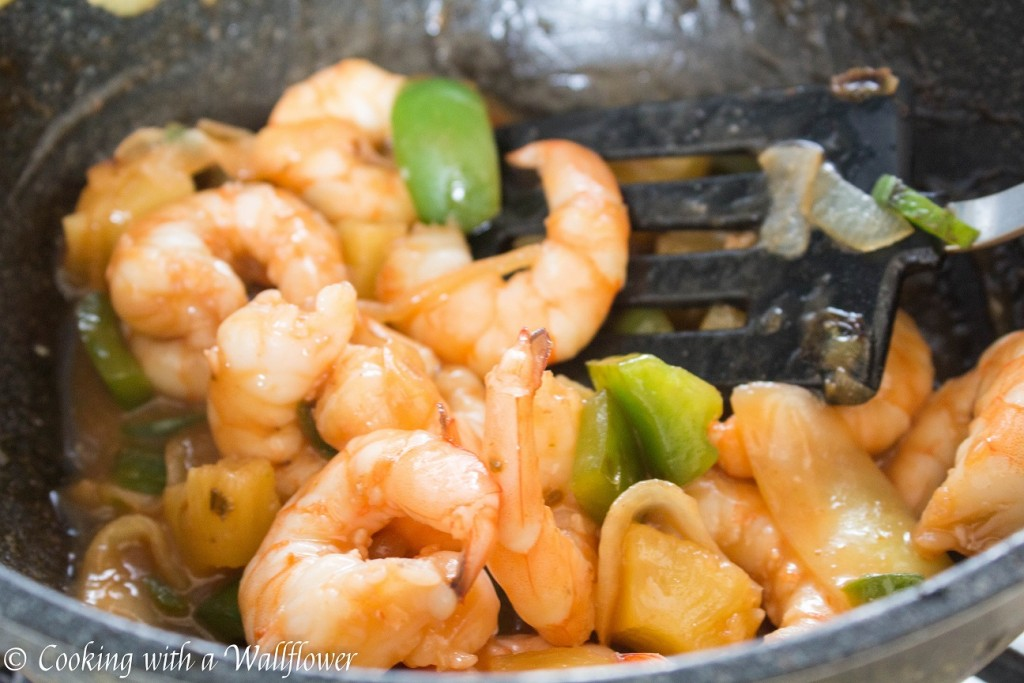Sweet and Sour Shrimp   Cooking with a Wallflower
