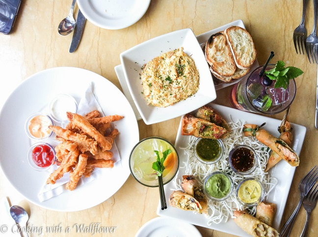 Cheesecake Factory Appetizers - Cooking with a Wallflower