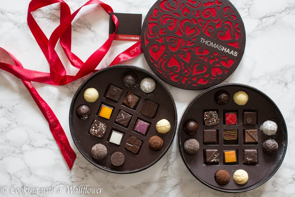 Thomas Haas Chocolates | Cooking with a Wallflower