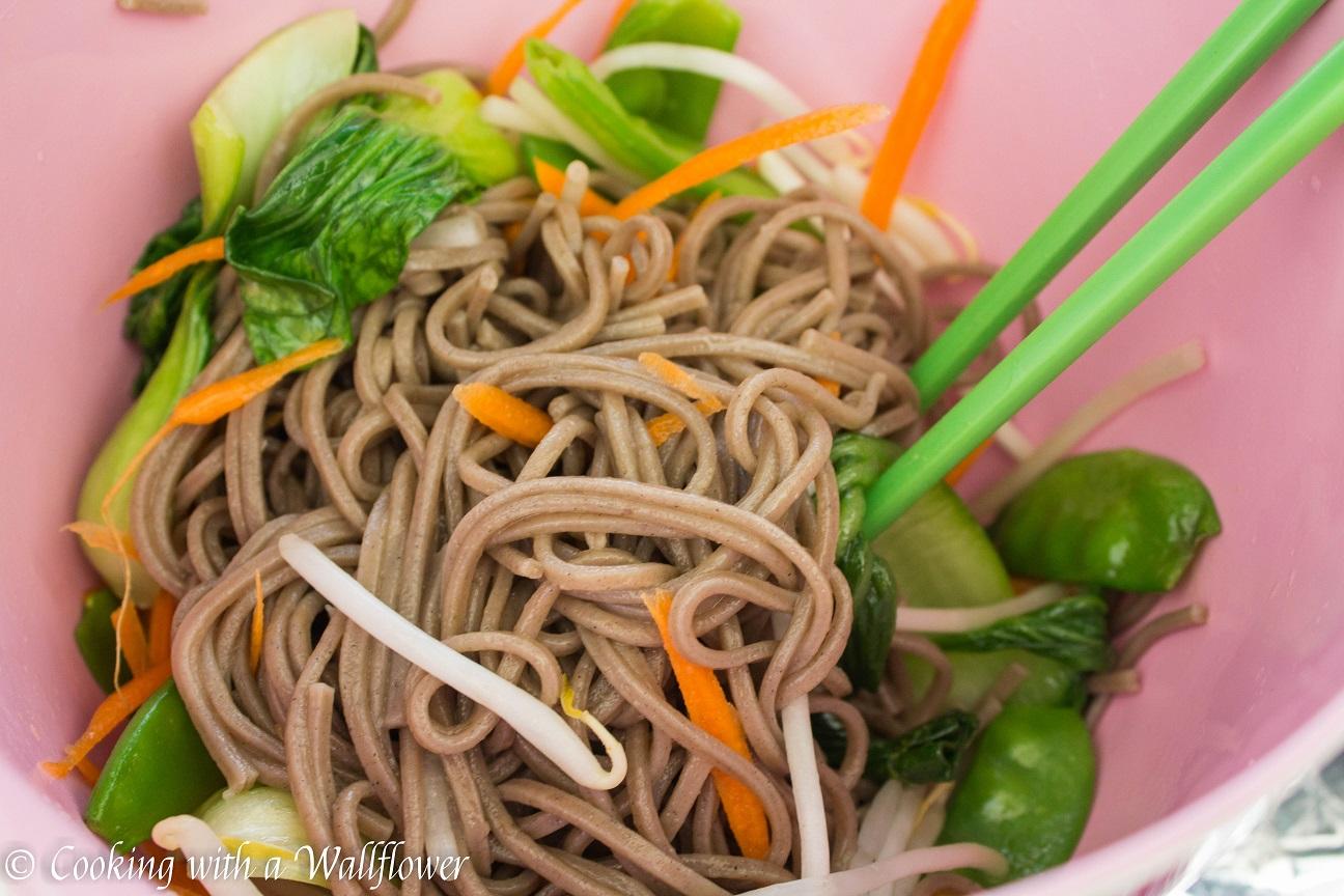 ... noodle asian inspired noodle bowl and enjoy it cold soba noodle salad