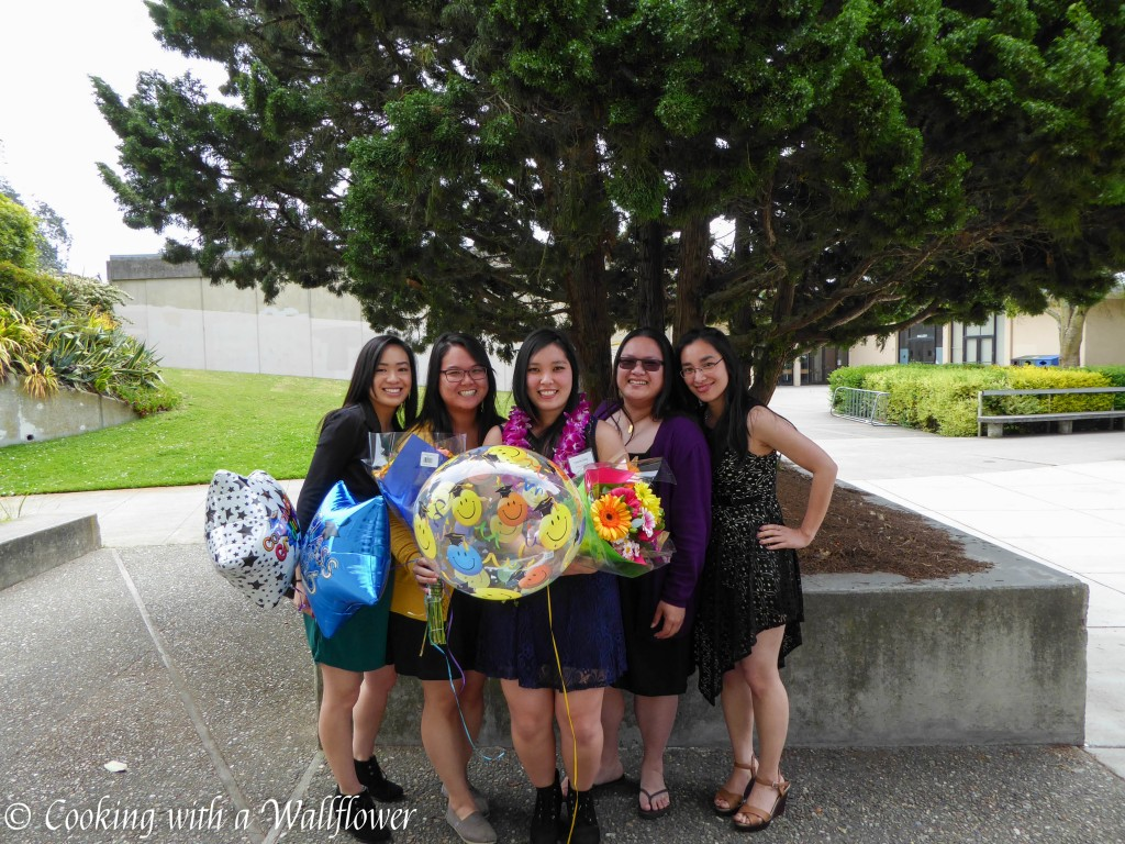 Life of a Wallflower, 28 - May Graduations
