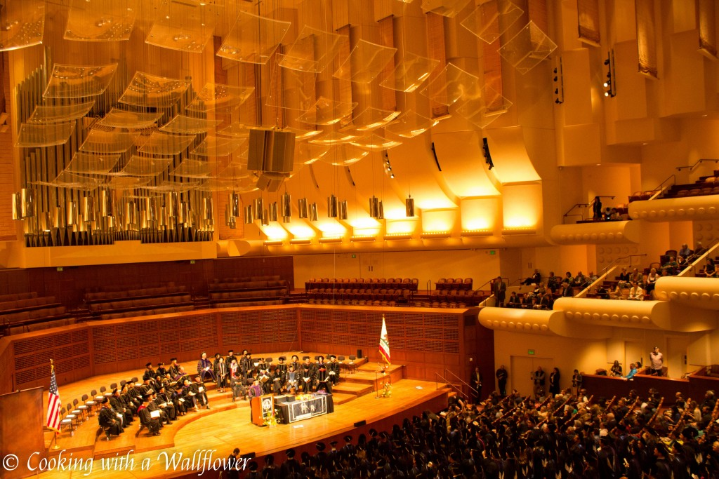 Davies Symphony Hall | Cooking with a Wallflower