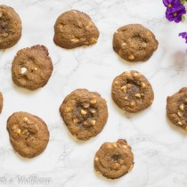 Root Beer Float White Chocolate Chip Cookies   Cooking with a Wallflower