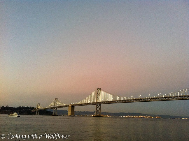 Bay Bridge | Cooking with a Wallflower