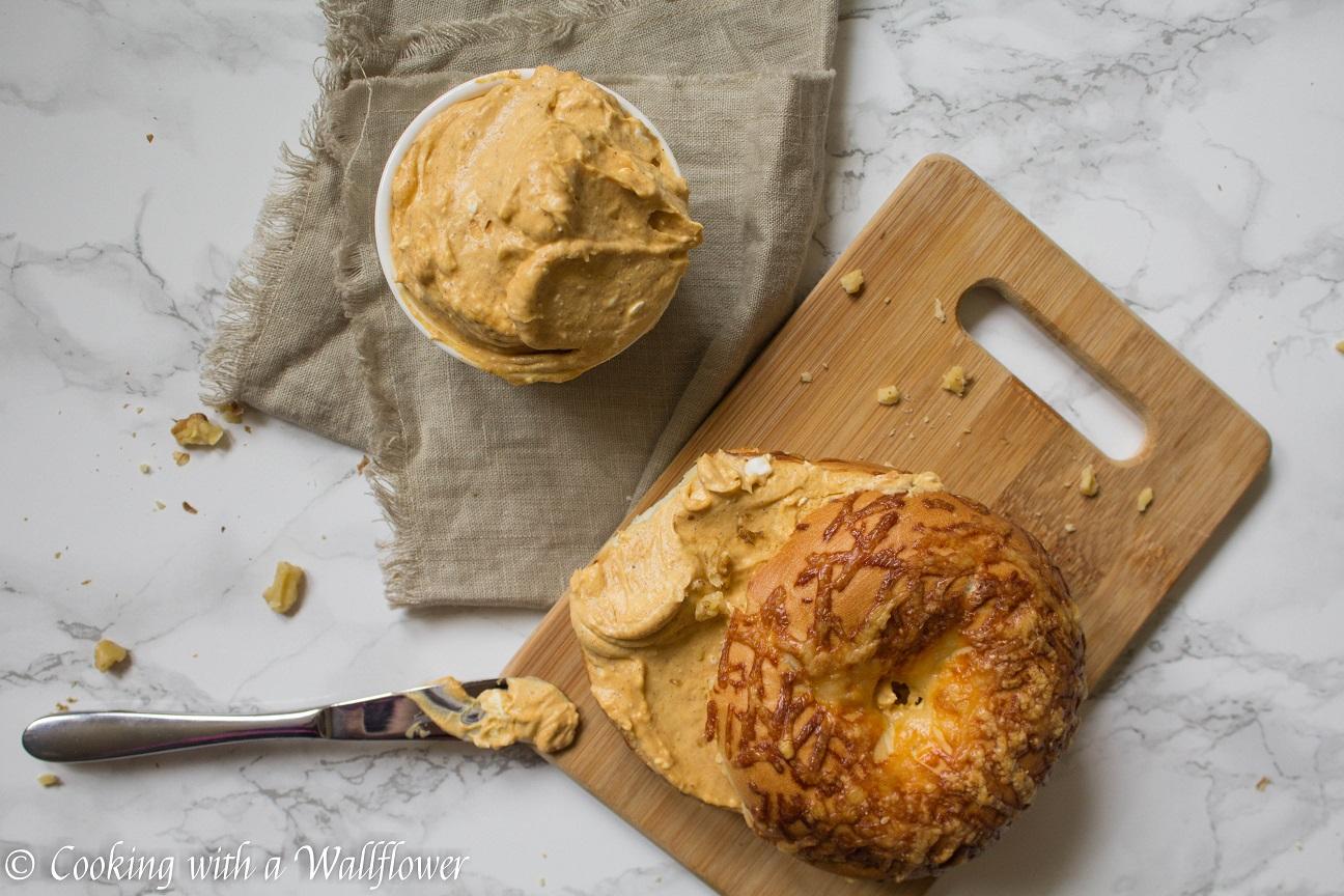 Maple Pumpkin Cream Cheese