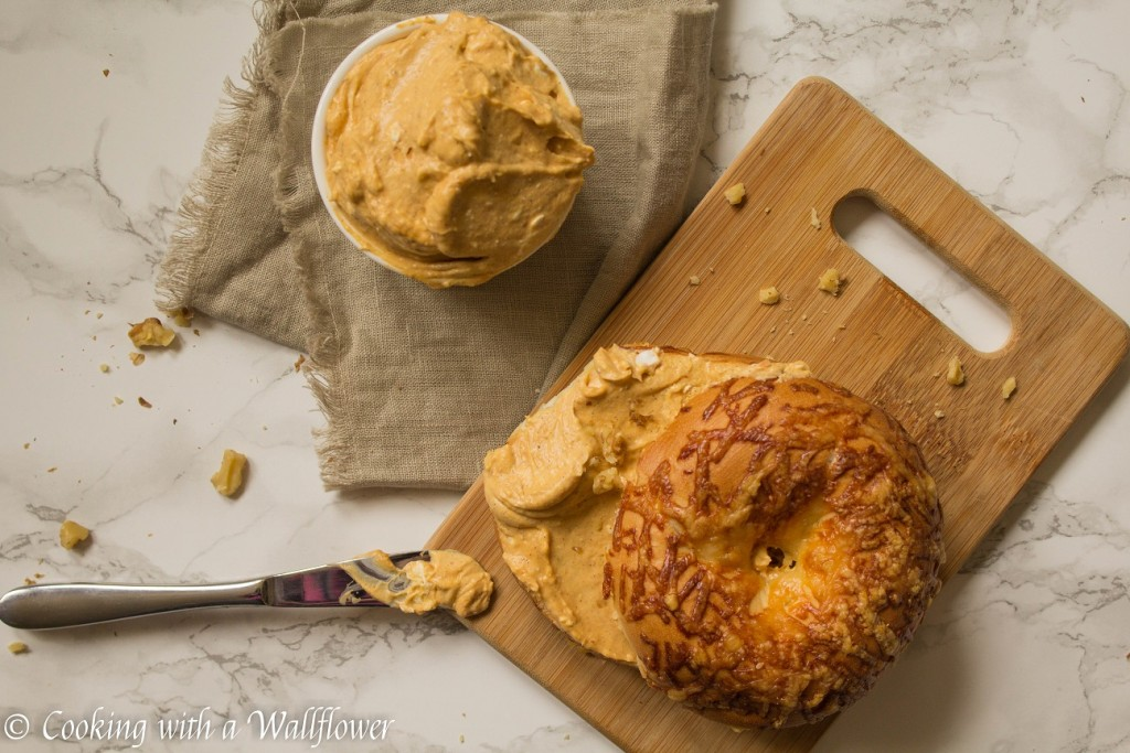 Maple Pumpkin Cream Cheese | Cooking with a Wallflower