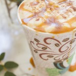 Pumpkin Hot Chocolate with Pumpkin Pie Spice Whipped Cream
