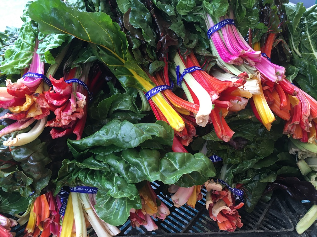 Farmer's Market | Cooking with a Wallflower