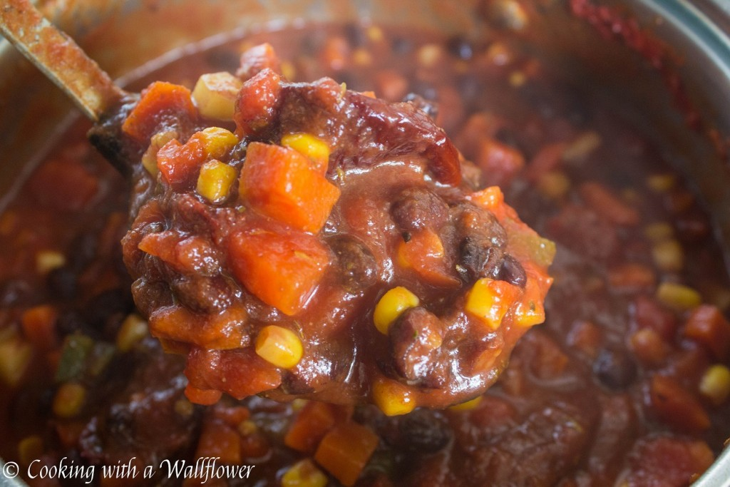 Spicy Root Vegetable Chili | Cooking with a Wallflower