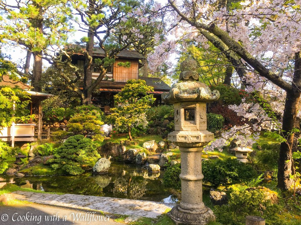 Japanese Tea Garden | Cooking with a Wallflower