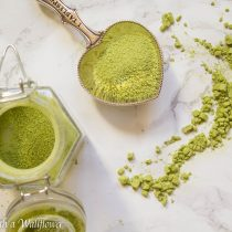 Matcha Green Tea Sea Salt | Cooking with a Wallflower