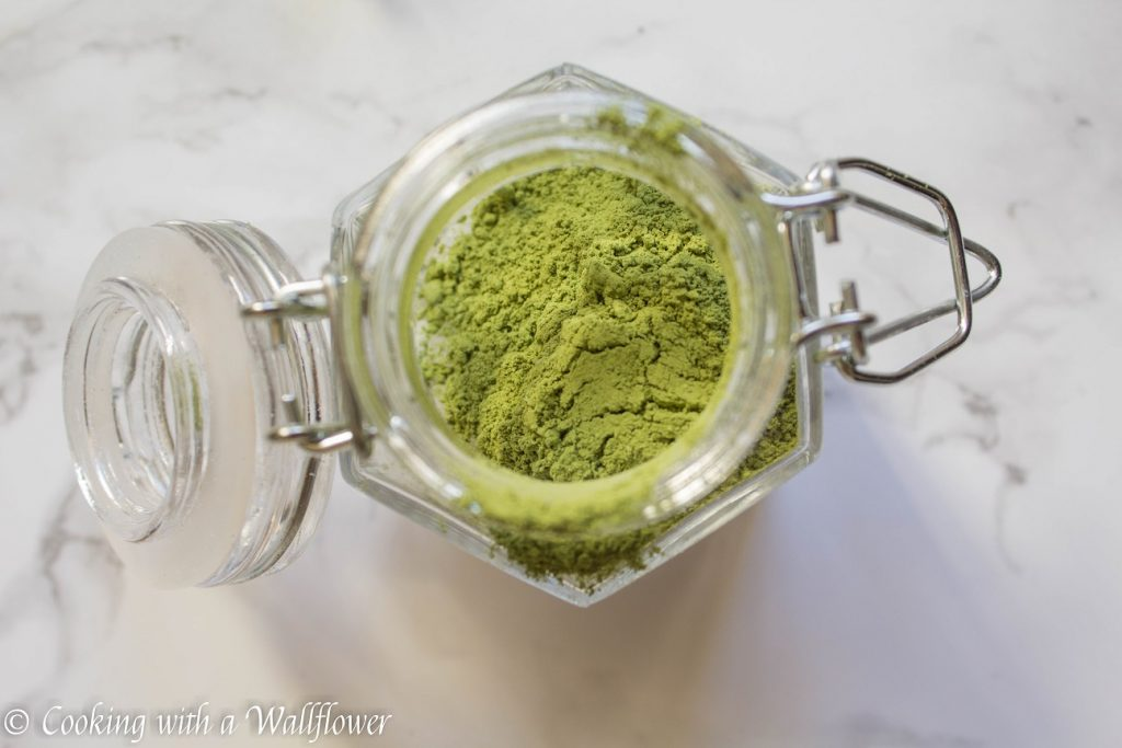 Matcha Green Tea Sea Salt | Cooking with a Wallflower