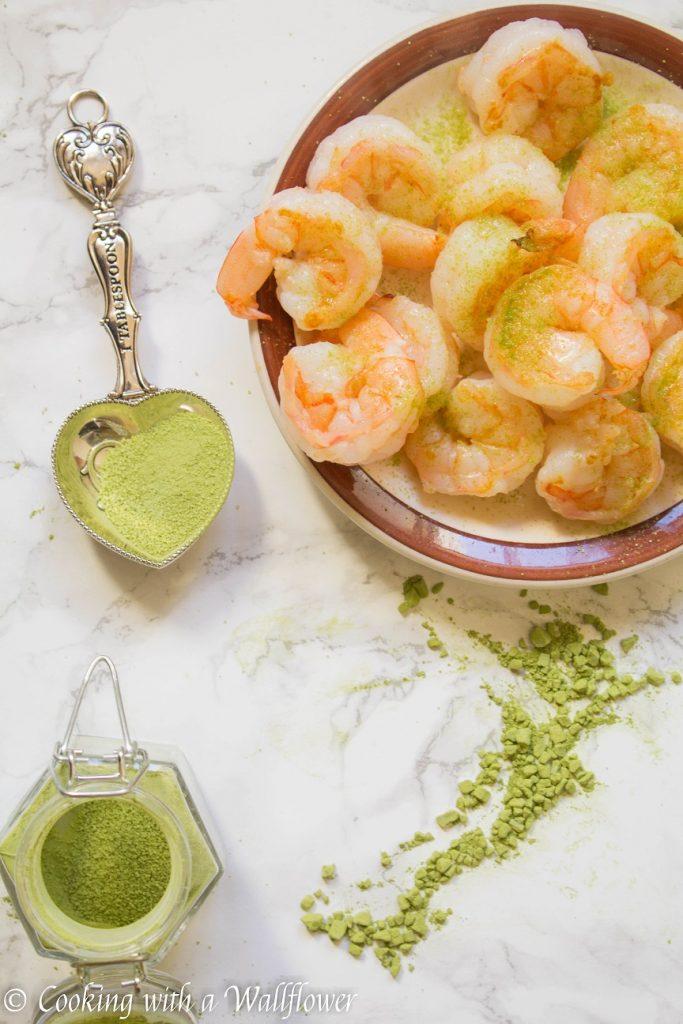 Matcha Green Tea Sea Salt   Cooking with a Wallflower