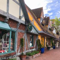 Destination - Solvang | Cooking with a Wallflower