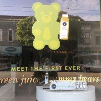 Sugarfina Green Juice Gummy Bears | Cooking with a Wallflower