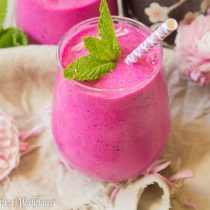 Pitaya Smoothie | Cooking with a Wallflower