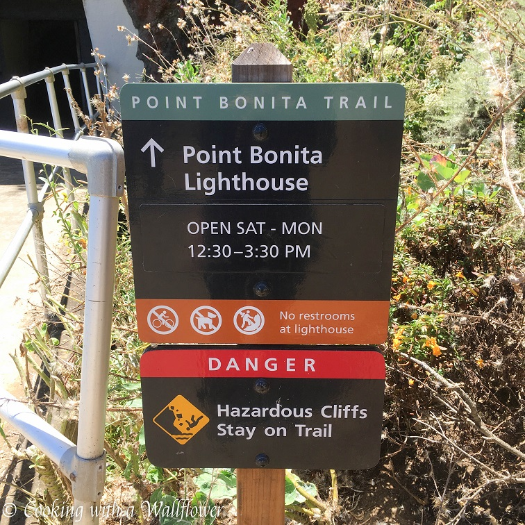 Point Bonita Lighthouse | Cooking with a Wallflower