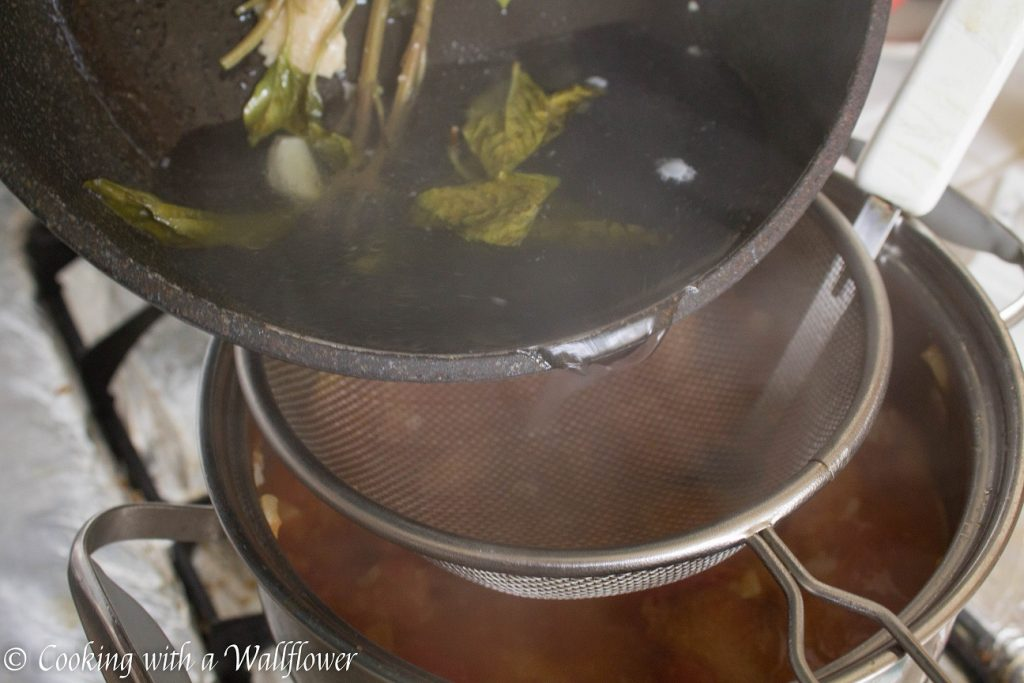 Tuscan Tomato Basil and Bread Soup   Cooking with a Wallflower