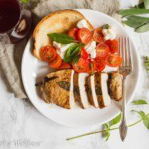 Brown Sugar Glazed Sage Pork Loins   Cooking with a Wallflower