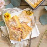 Pumpkin Maple Cassava Cake