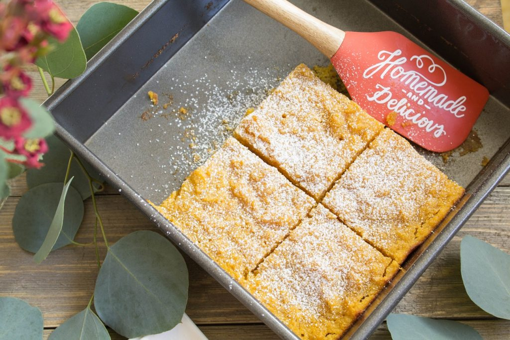 Pumpkin Maple Cassava Cake  | Cooking with a Wallflower